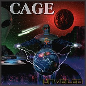 Cage - Unveiled cover art