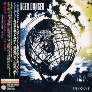 Danger Danger - Revolve cover art