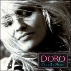 Doro - True At Heart cover art