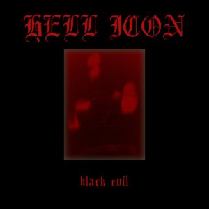 Hell Icon - Black Evil cover art