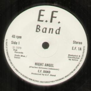 E.F. Band - Night Angel cover art