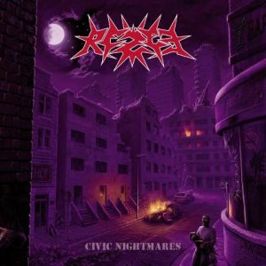 Rezet - Civic Nightmare cover art