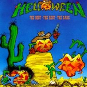 Helloween - The Best, the Rest, the Rare cover art