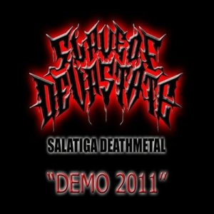 Slave of Devastate - Demo 2011 cover art