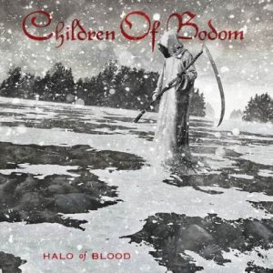 Children of Bodom - Halo of Blood cover art