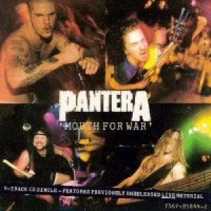 Pantera - Mouth for War cover art