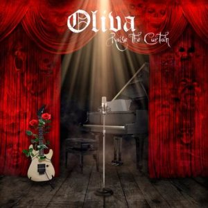 Oliva - Raise the Curtain cover art
