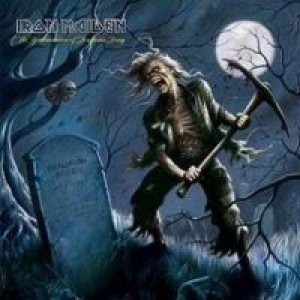 Iron Maiden - The Reincarnation of Benjamin Breeg cover art