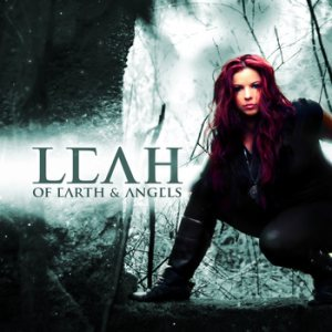 Leah - Of Earth & Angels cover art