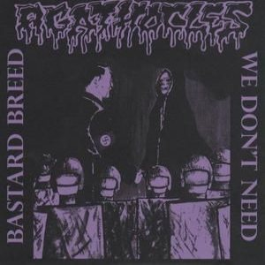 Agathocles - Bastard Breed We Don't Need cover art
