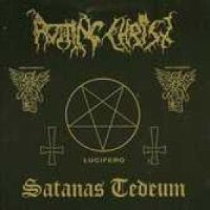 Rotting Christ - Satanas Tedeum cover art