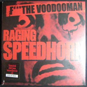 Raging Speedhorn - Fuck the Voodooman cover art