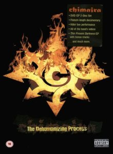 Chimaira - The Dehumanizing Process cover art