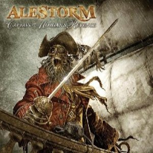 Alestorm - Captain Morgan's Revenge cover art