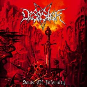 Desaster - Souls of Infernity cover art