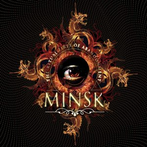 Minsk - The Ritual Fires of Abandonment cover art