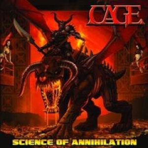 Cage - Science of Annihilation cover art