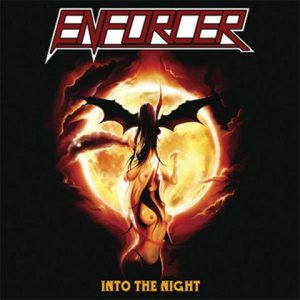 Enforcer - Into the Night cover art