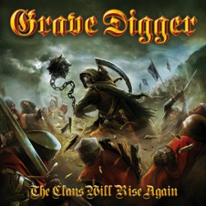 Grave Digger - The Clans Will Rise Again cover art