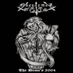 Nocturnal Graves - The Demo's 2004 cover art
