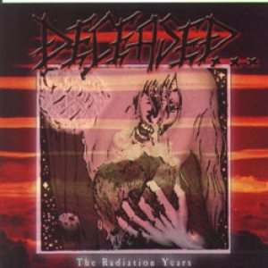 Deceased - The Radiation Years cover art