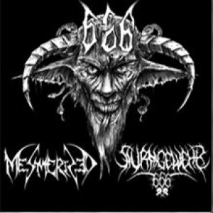 Mesmerized - Declaring Deathreich Decalogue cover art