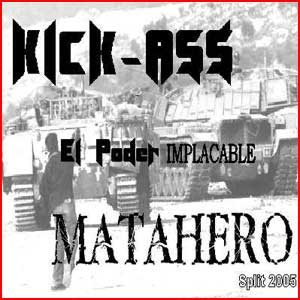 Matahero - El Poder Implacable cover art
