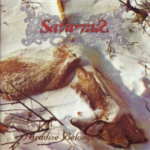 Saturnus - Paradise Belongs to You cover art
