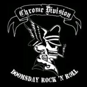 Chrome Division - Doomsday Rock 'N Roll cover art