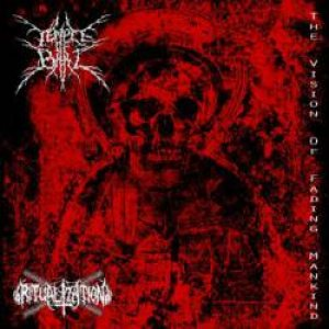 Temple of Baal / Ritualization - The Vision of Fading Mankind cover art