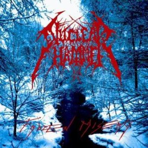 Nuclearhammer - Frozen Misery cover art