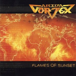 Arida Vortex - Flames of Sunset
