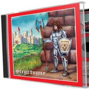 Stryctnyne - Demo Anthology 1989-1991 cover art