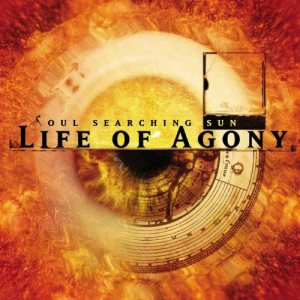 Life of Agony - Soul Searching Sun cover art