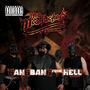 The Meatfückers - Gangbang from Hell cover art