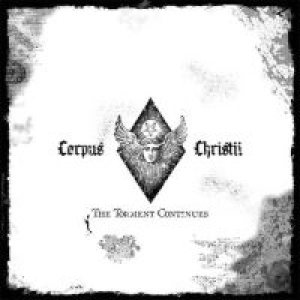 Corpus Christii - The Torment Continues cover art