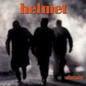 Helmet - Aftertaste cover art