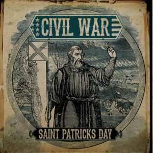 Civil War - Saint Patricks Day cover art