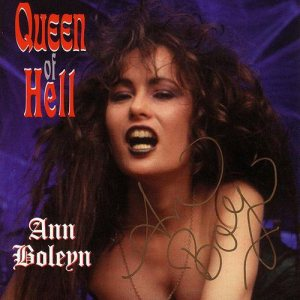 Hellion - Queen of Hell cover art