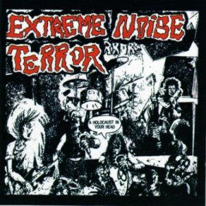 Extreme Noise Terror - A Holocaust in Your Head / in It for Life cover art