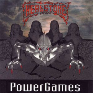 Headstone Epitaph - PowerGames cover art