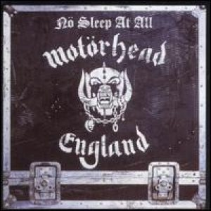 Motorhead - No Sleep At All cover art