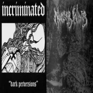 Incriminated / Nuclear Winter - Incriminated / Nuclear Winter cover art