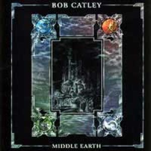 Bob Catley - Middle Earth cover art