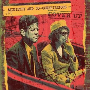 Ministry - Cover Up cover art