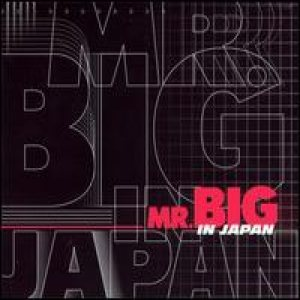 Mr.big - In Japan cover art