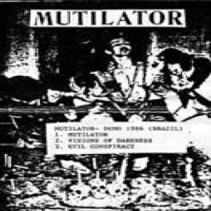 Mutilator - Grave Desecration
