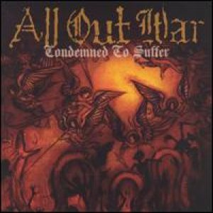 All Out War - Condemned to Suffer cover art