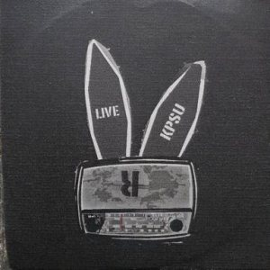 Rabbits - Live @ KPSU cover art