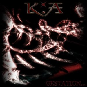 K.A. - Gestation... cover art